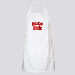 Hella Cool Uncle Apron
